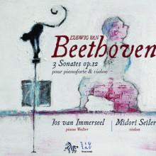 BEETHOVEN: 3 Sonate per vl e piano Op.12