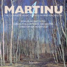 Martinu:opere Per Violinoe E Orchestra - 4