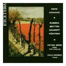 Britten: Sonate Per Oboe