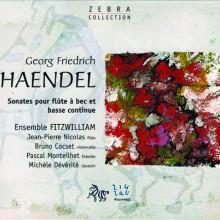HANDEL: Sonate per flauto a becco e b.c.