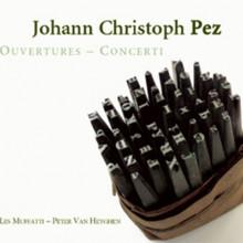 Pez Johann: Overture & Concerti