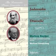 JADASSON - DRAESEKE: Concerti per piano Vol.47 -