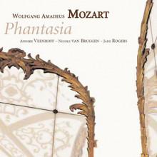 MOZART: Phantasia - Clarinet - fortepiano...