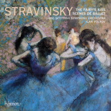 STRAVINSKY: The Fairy's Kiss - Scenes de..