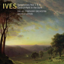 IVES: OPERE ORCHESTRALI VOL.2