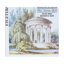 Devienne: Sonate Per Oboe Op.70