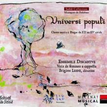 Aa.vv.: Canti Sacri A Praga - Sec 11 - 15