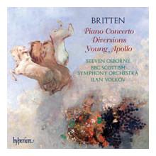 Britten: Opere Per Piano E Orchestra