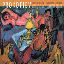 Prokofiev: Cello Concerto - Symphony Conc.
