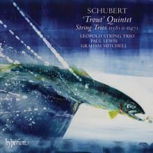 SCHUBERT: TRIO PER ARCHI - QUINT.X PIANO
