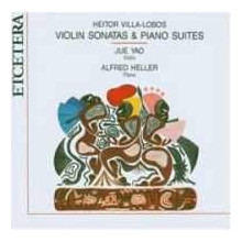 Villa - Lobos: Sonate X Violino