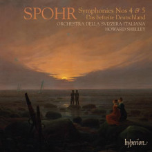SPOHR: Sinfonie N.4/N.5