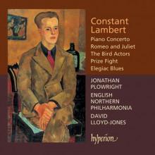 LAMBERT: OPERE ORCHESTRALI