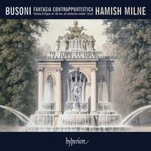 Busoni: Fantasia Contrappuntistica