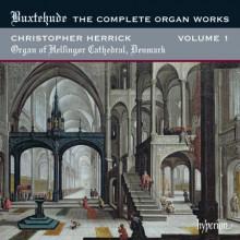 BUXTEHUDE: Integr.Opere per Organo Vol.1