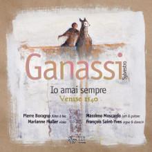 GANASSI: Madrigali - mottetti - Venezia 1540