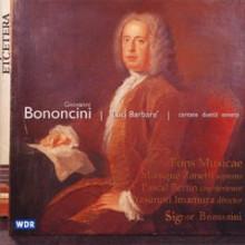Bononcini: Cantate - Duetti - Sonate