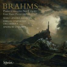 BRAHMS: CONCERTO PER PIANO N.2 OP.83