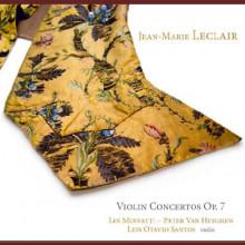 Leclair J.m.: Concerti Per Violino Op.7