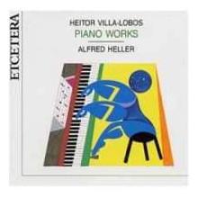 VILLA - LOBOS: Musica per piano