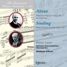 Concerti per piano Vol.42 - Alnaes