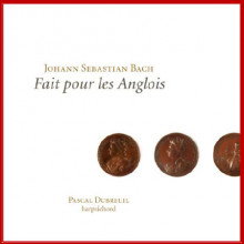 BACH: Suites Inglesi BWV806 - 811