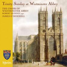 A.V.: TRINITY SUNDAY AT WESTMINSTER ABB.