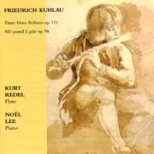 KUHLAU: Musica per flauto e piano