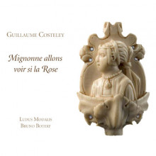 COSTELEY GUILLAUME: Canzoni amorose del Rinascimento francese