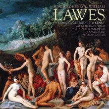 LAWES H./LAWES W.: CANZONI