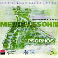 MENDELSSOHN: Quartetti op.80 e 44 - N.1