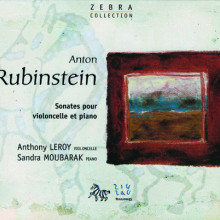 Rubinstein A.: Sonate Per Cello E Piano
