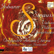 STRAUSS: Valses - Polkas - Ouvertures