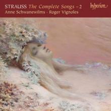 STRAUSS: Integrale dei Lieder Vol.2