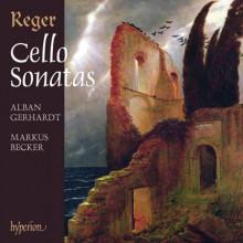 REGER: Sonate per violoncello