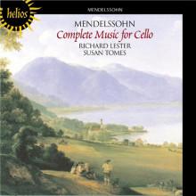 Mendelssohn: Musica Per Violoncello