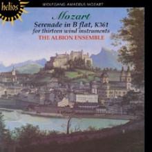 Mozart:serenata Per 13 Strumenti A Fiato