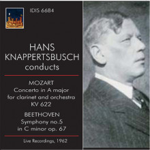 KNAPPERTSBUSCH dirige Mozart e Beethoven