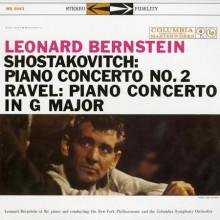 Bernstein Esegue Shostakovich E Ravel