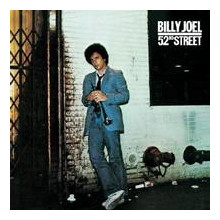 BILLY JOEL: 52nd Street