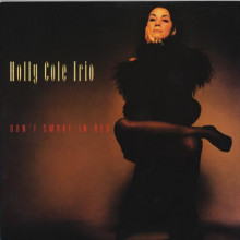 HOLLY COLE: Don't smoke in bed (4 LP Clarity Vinyl)