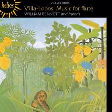 VILLA - LOBOS: MUSICA PER FLAUTO