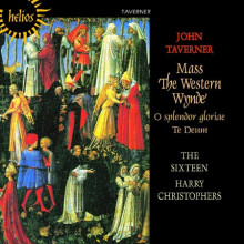 TAVERNER: MASS THE WESTERN WYNDE