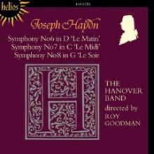 Haydn: Sinfonie N.6 - 7 - 8