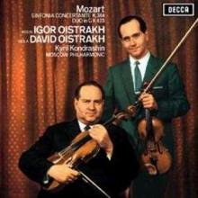 MOZART: Sinfonia Concertante K 364