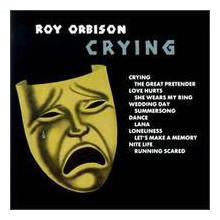 ROY ORBISON: Crying (QUIEX SV - P 200 grammi - mono)