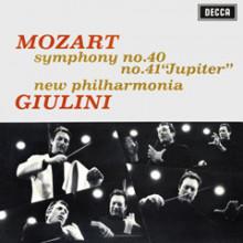 MOZART: Symphonies N.40 & 41