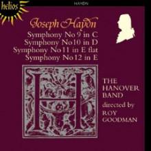 Haydn: Sinfonie N.9 - 10 - 11 - 12