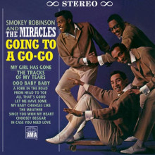 Smokey Robinson & The Miracles:going To A Go - Go