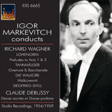 MARKEVITCH dirige Wagner & Debussy